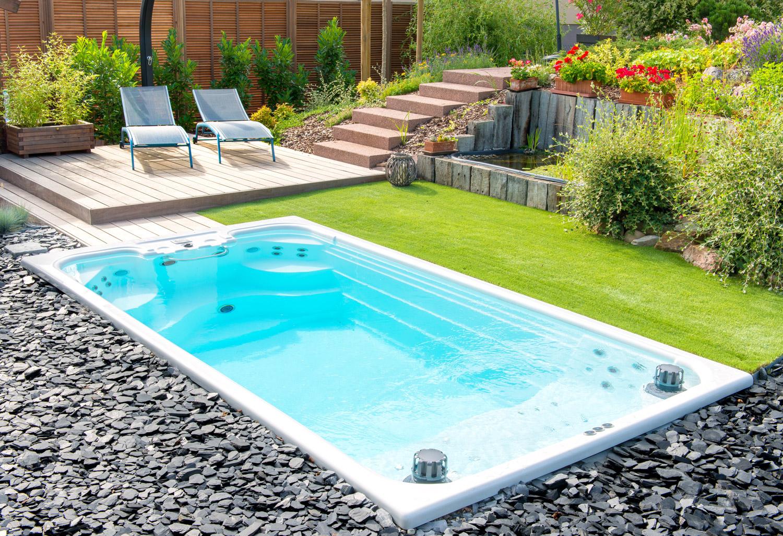 M'Water : le concept mi piscine-mi spa