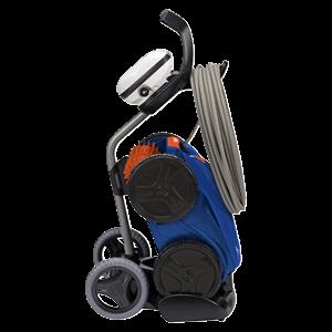 Roboss 4X - Robot électrique nettoyeur 2