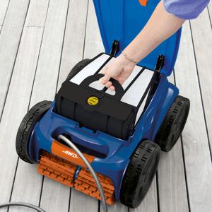 Roboss 4X - Robot électrique nettoyeur 6