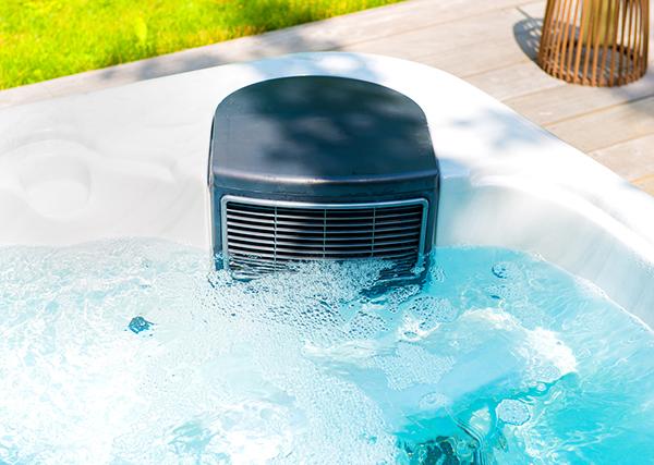 Les technologies du spa, au service de votre relaxation