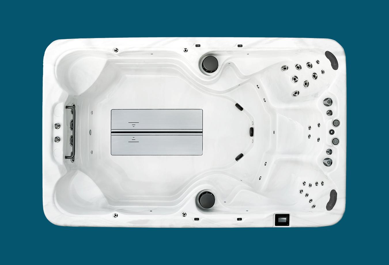 Spa de nage RF2 3