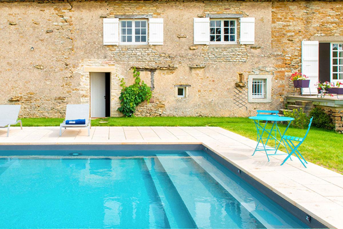 Bora, une piscine exceptionnelle en Saône et Loire 7
