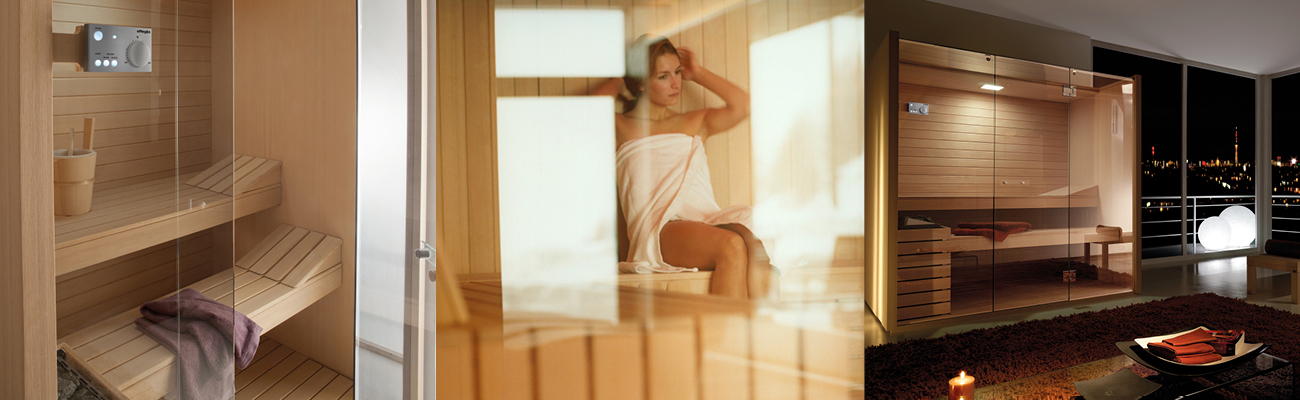 Bandeau ambiance sauna Aquilus