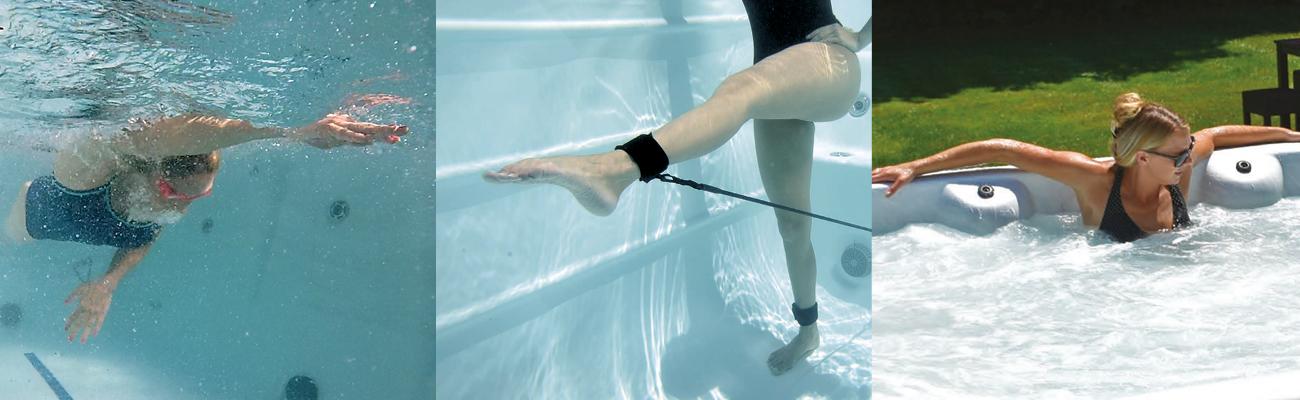Spa de nage Aquilus : nager, courir, muscler, détendre, se relaxer