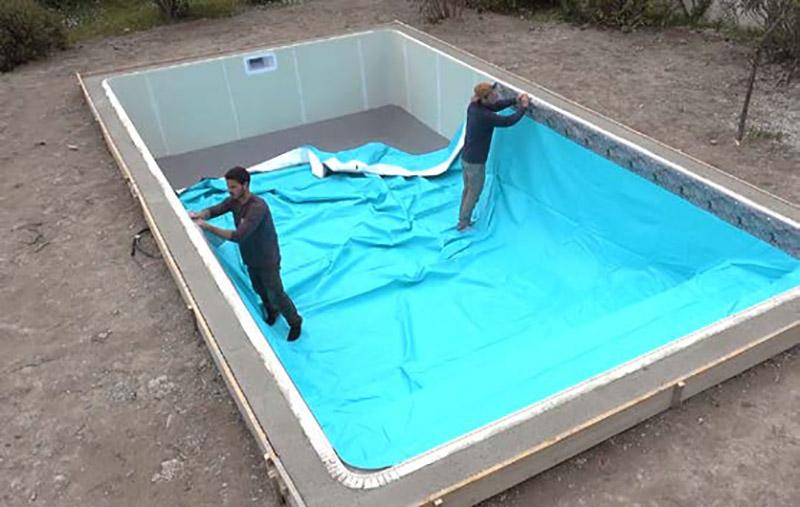 Mon projet piscine 17