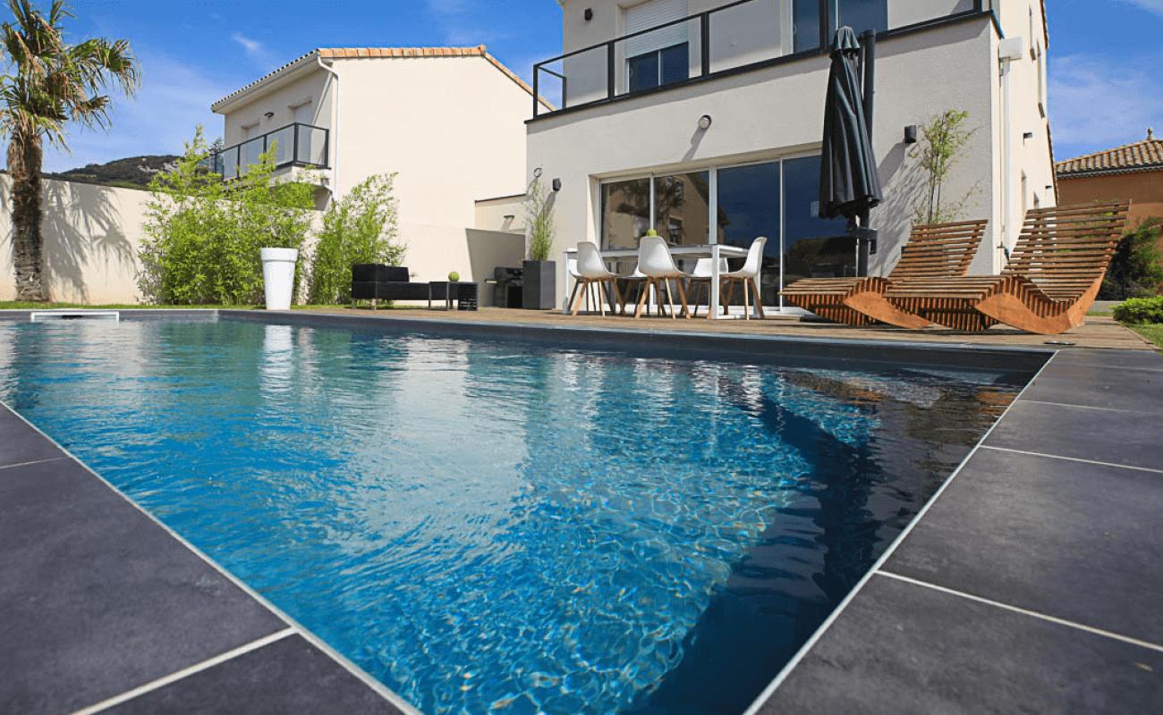 Une piscine creusée nommée plaisir... 1