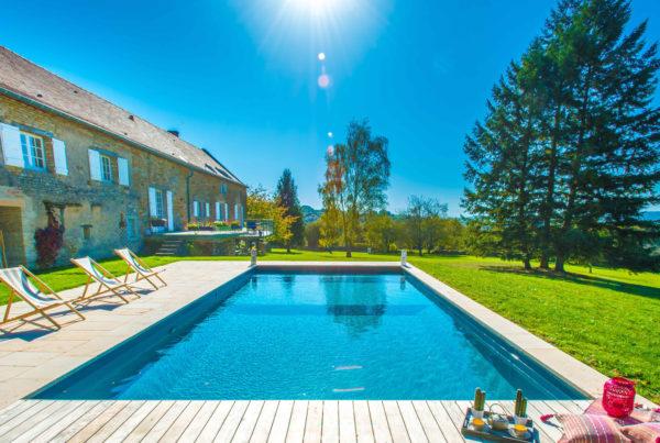Bora, une piscine exceptionnelle en Saône et Loire 6
