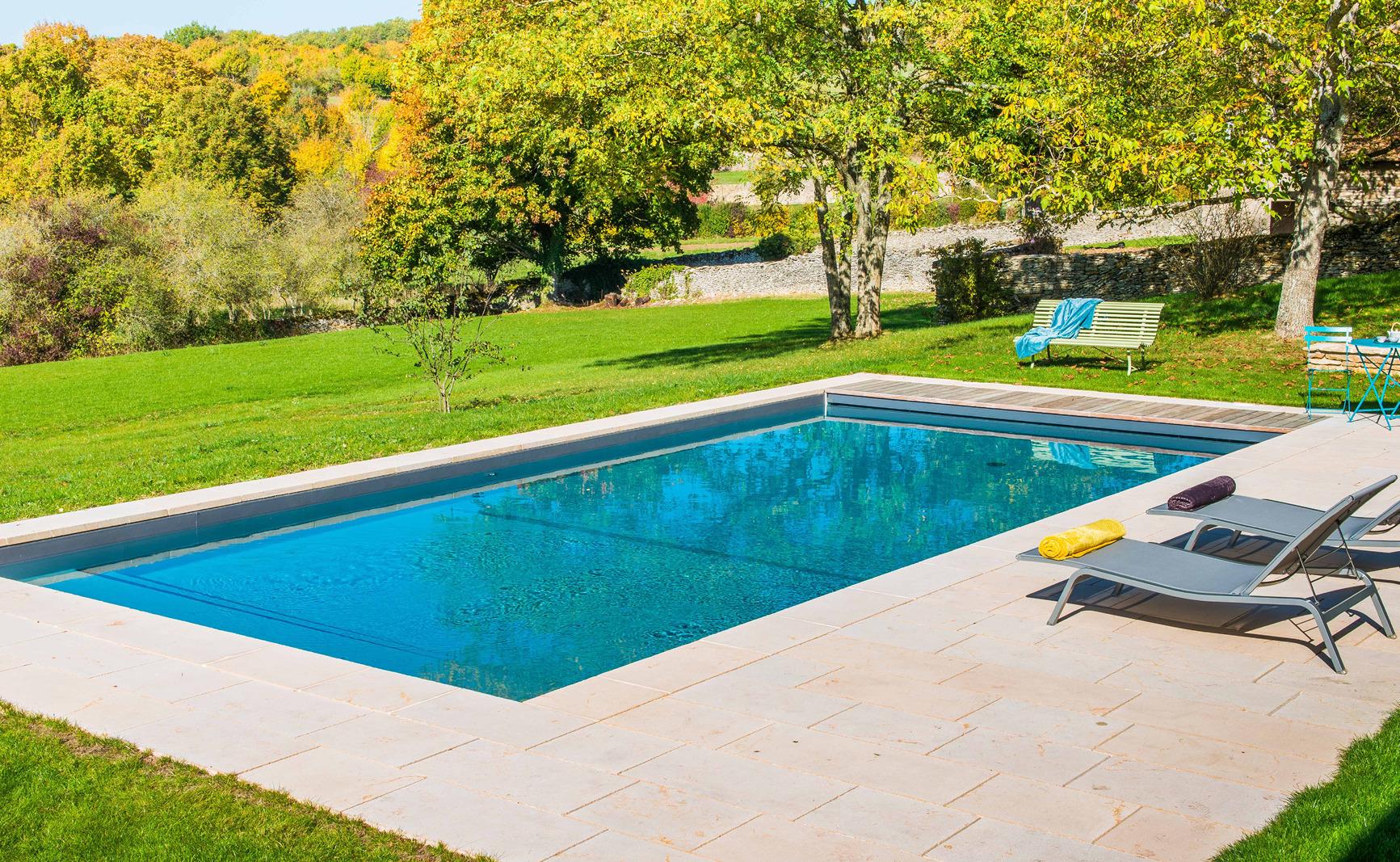 Bora, une piscine exceptionnelle en Saône et Loire 5