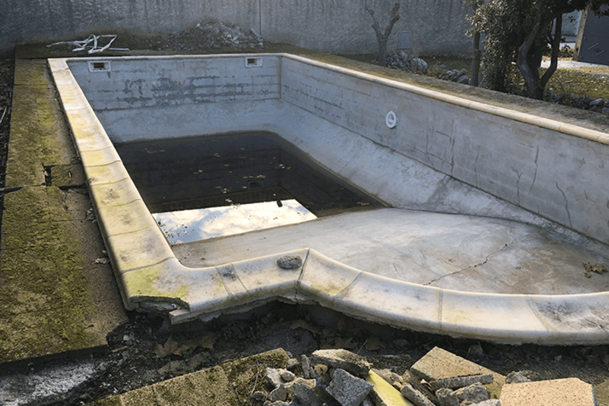 Rénovation de piscine 7
