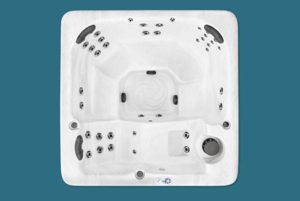 Spa Aquilus modèle 171 - spa compact 6 places