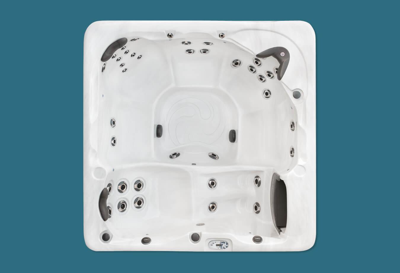 Spa Aquilus modèle 271 - spa familial 6 places