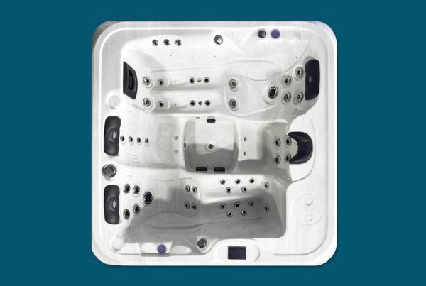 Spa Aquilus modèle 442P - spa 4 places
