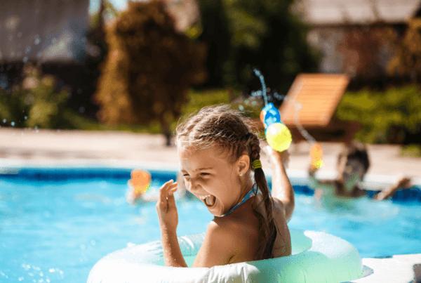 Traitement et entretien du bassin durant la saison de la baignade 3