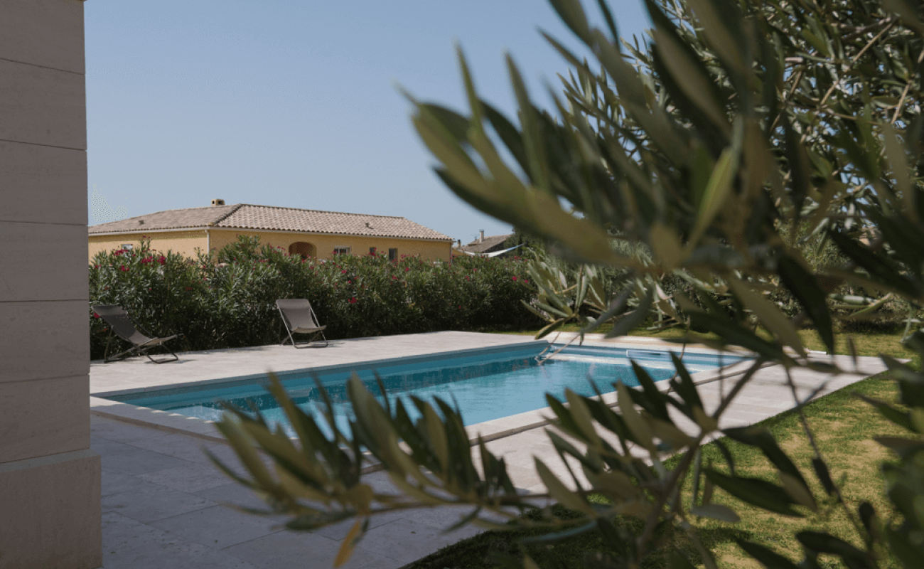 Une piscine en kit s'invite dans le Gard 6