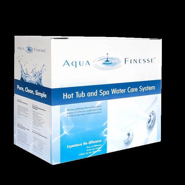 Aquafinesse - Traitement de l'eau du spa 2