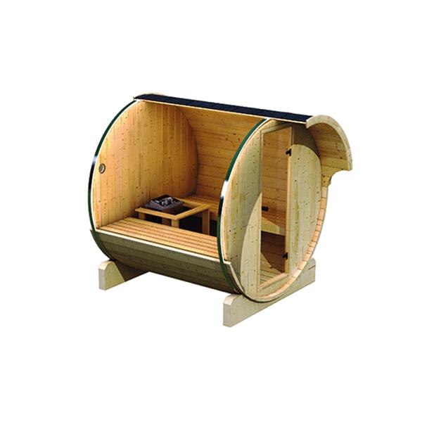 Sauna extérieur Aquilus Spas