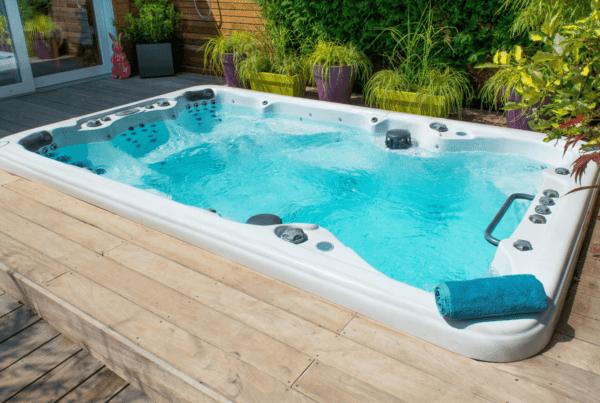 Photo spa de nage Aquilus Spas modèle RF2