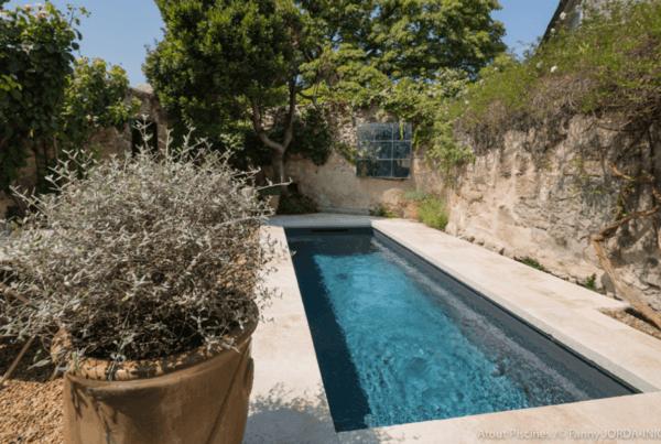Une mini-piscine atypique ! 2