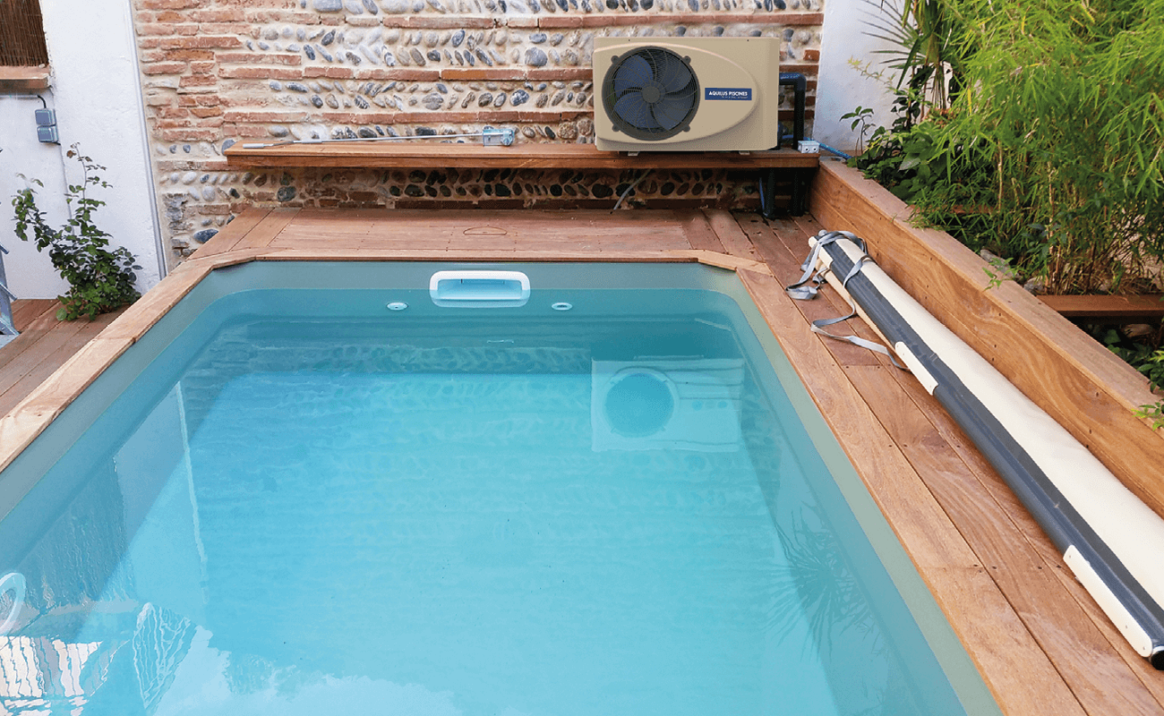 mini piscine aquilus en ville