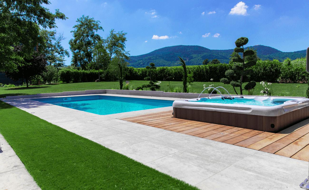 Projet de piscine haut-de-gamme en Alsace 4